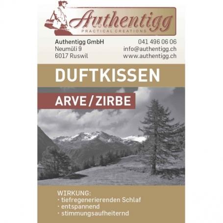Kissen, Arven/Zirben- Duftkissen (7x11 cm)