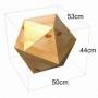 Arven-Zirbenleuchte / LAMPE ikos3