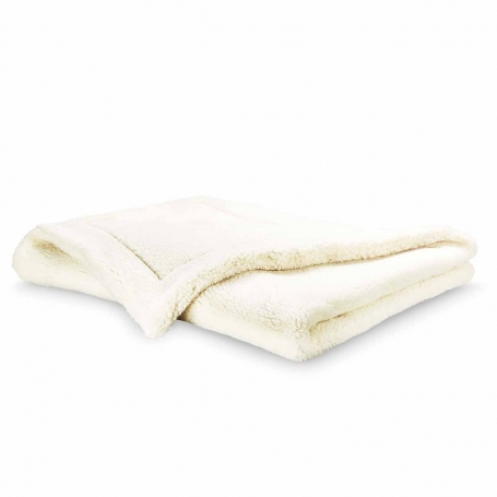 Decke Schafschurwolle Naturflor