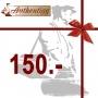 Geschenkgutschein CHF 150.00