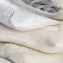 Kissenvariationen Hüsler Nest Arvenkissen Zirbenkissen